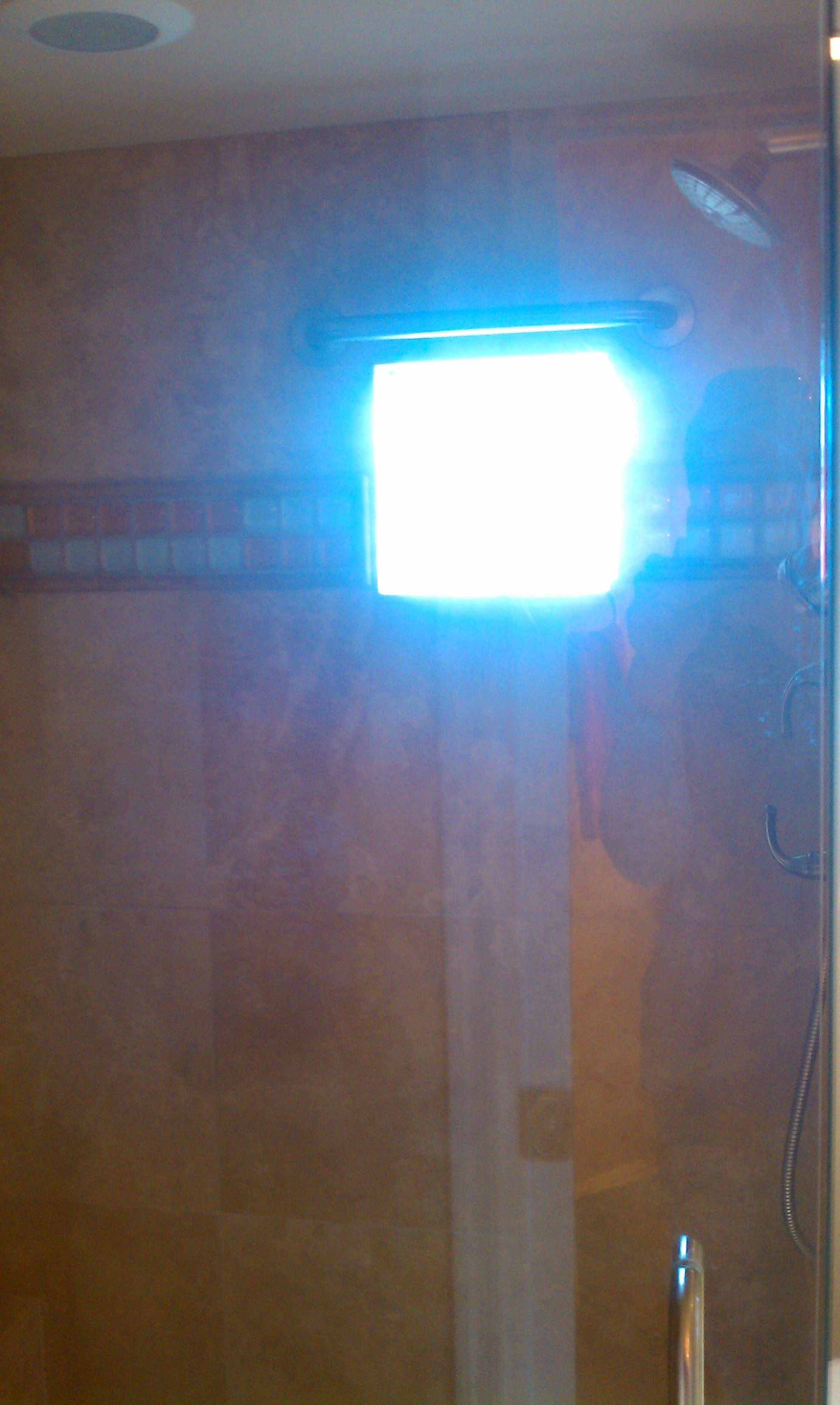 Custom Shower   Fabricating Debris Scratches   Carlsbad, ca   Glass ...
