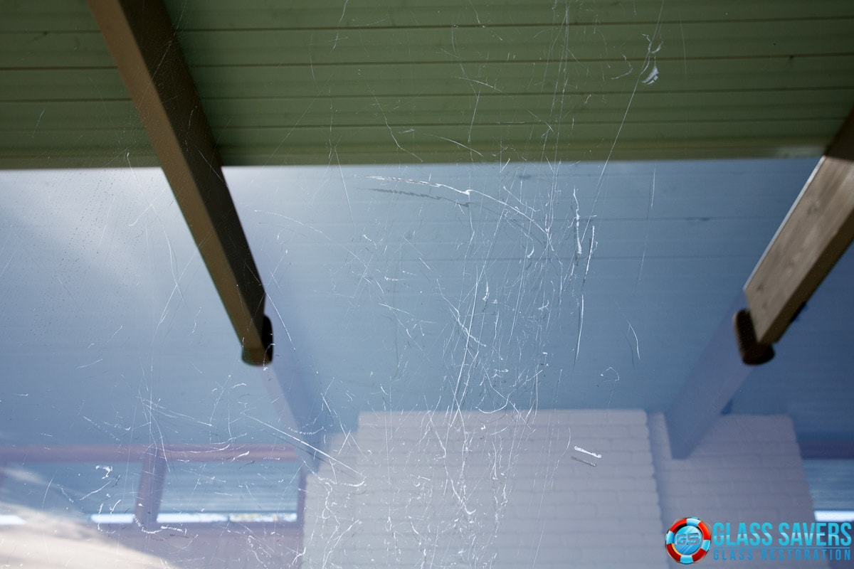 Sliding Glass Door Scratch Removal Glass Savers Scratched Glass